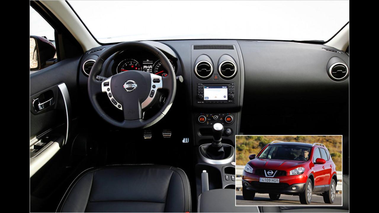 Nissan: Bose