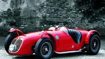Maserati History: 1947 A6GCS
