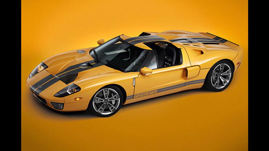 Offener Sport-Ford: Auf der SEMA steht der GTX1