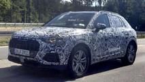 2019 Audi Q3 spy photo