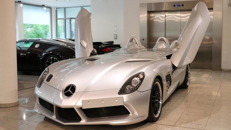 Mercedes SLR Stirling Moss 2009