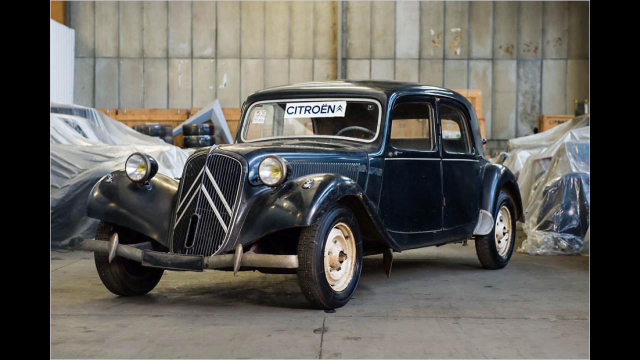 1953 Citroën Traction Avant 11 B