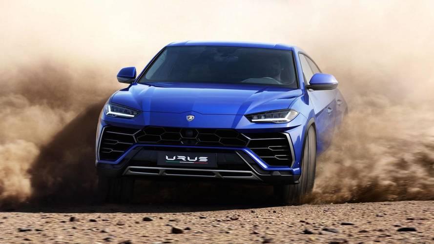 SUV Urus já trouxe 70% de novos clientes para a Lamborghini