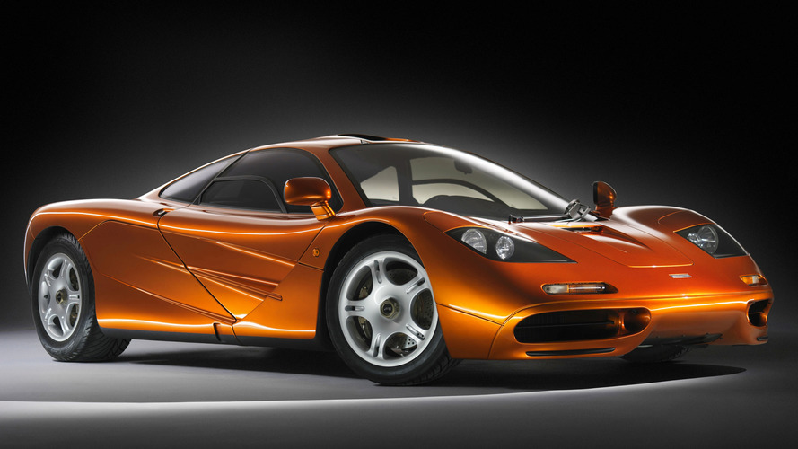 McLaren F1 successor with three seats and 700+ hp slated for 2018?
