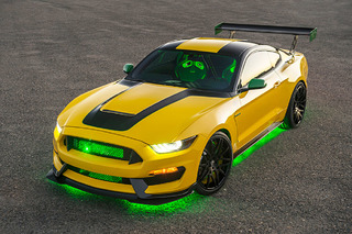 Ford Built Its Most Track-Ready Mustang in the 'Ole Yeller' Shelby GT350
