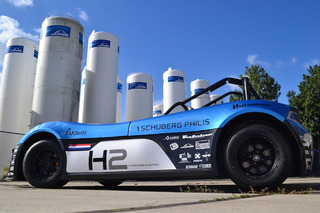 Meet the Fastest Hydrogen-Powered Car to Lap the Nurburgring