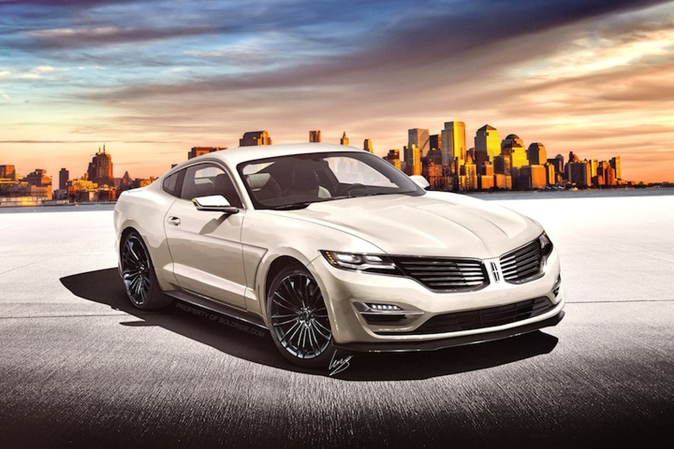 This is the Luxury Mustang That Lincoln Needs to Build