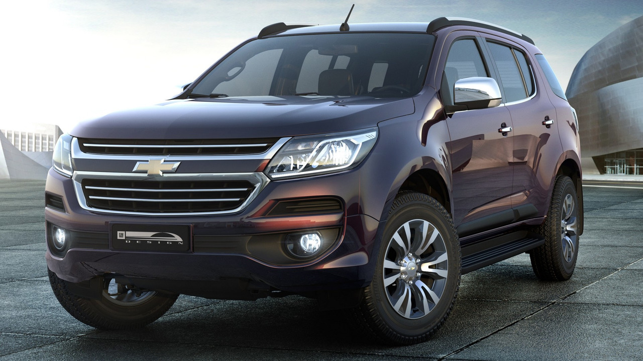 2016 Chevy Trailblazer