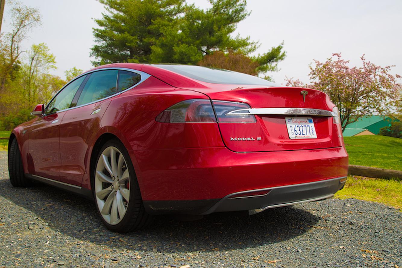 Tesla Model S: Win Your Electric Dream Car