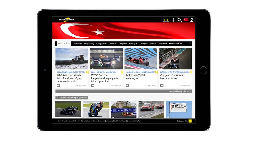 Motorsport.com, Türkiye'nin ödül sahibi lider motorsporları sitesi TurkiyeF1.com'u bünyesine katıyor