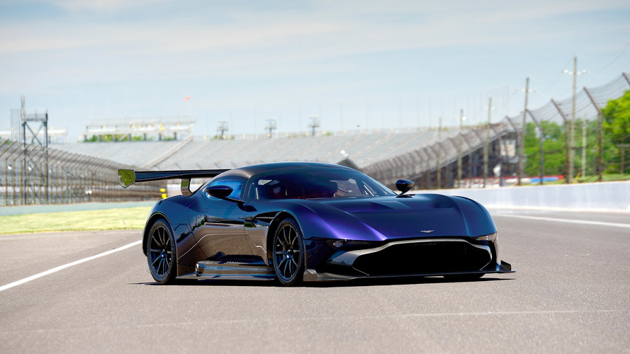 Aston Martin Vulcan No. 11 of 24 up for auction