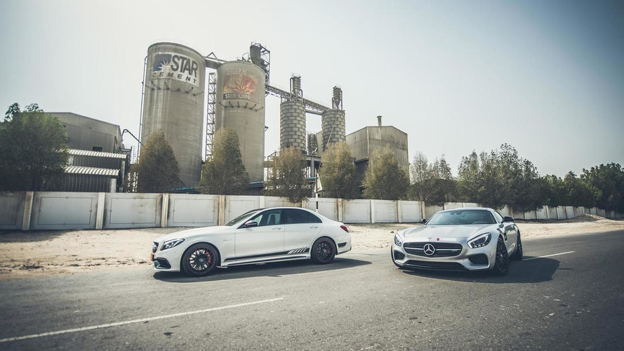Mercedes-AMG GT S and C63 S receive huge power boost from PP-Performance