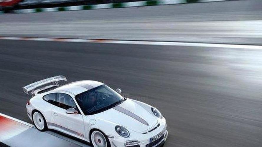 Porsche 911 GT3 RS 4.0 leaked photos