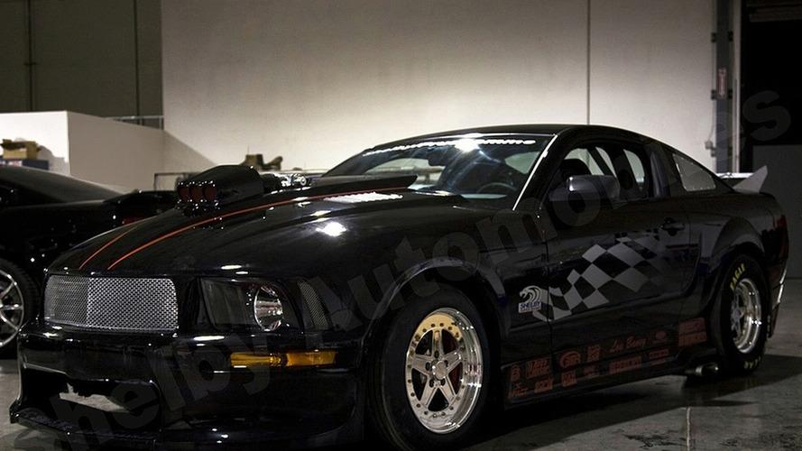 Mustang Convertibile