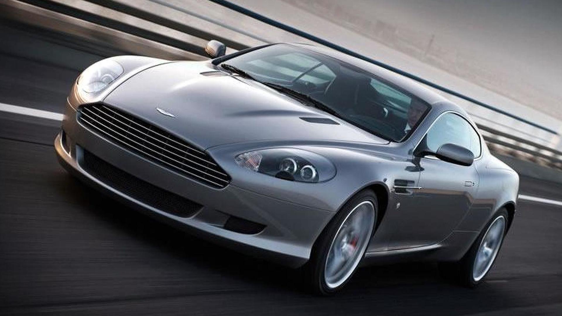 Aston Martin trademarking DB10 DB11 DB12 DB13  DB14