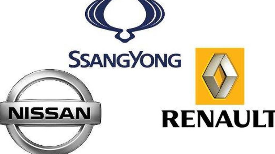 Renault, Nissan, Samsung make joint bid for SsangYong