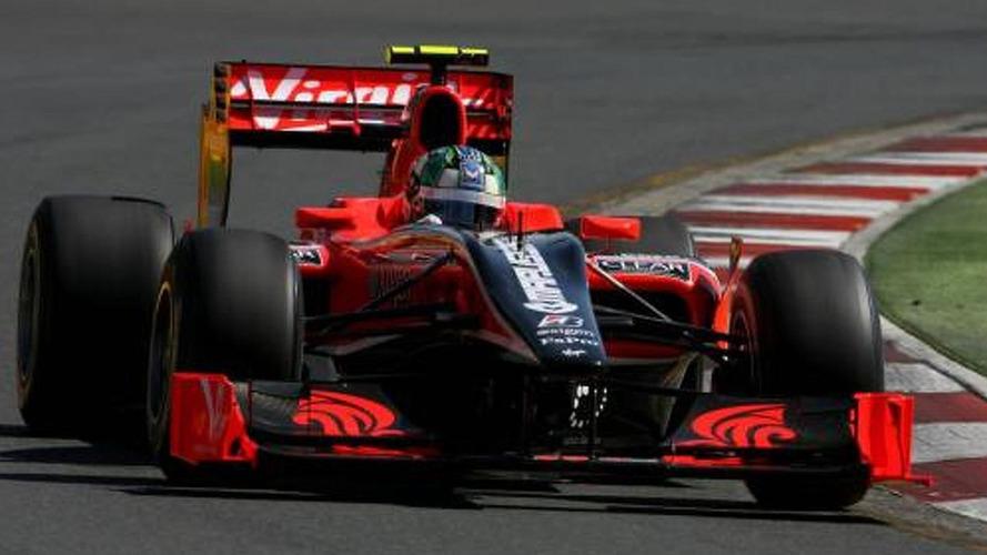Iceland ash could leave Virgin driver short on fuel