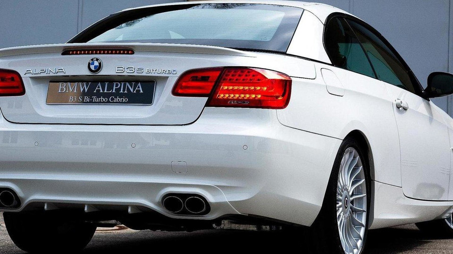 Alpina B3 S Bi-Turbo with 400hp set for UK launch