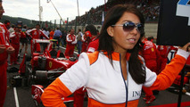Spa in 'negotiations' over Belgian GP - official