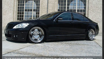 MEC Design Presents New S-Class Body Kit