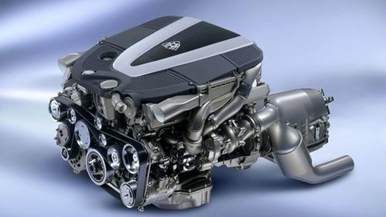 Maybach Type 12 Engine