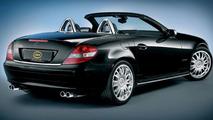Cobra Technology & Lifestyle Chrome Covers for Mercedes SLK Roll Bars