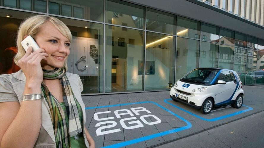 Gelecek otomobil paylaşım servislerine mi ait?
