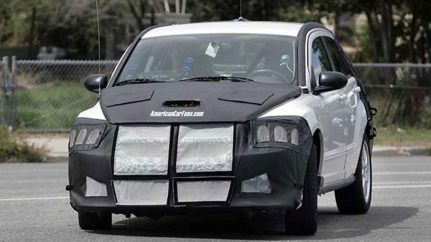 Dodge Caliber Spy Photos