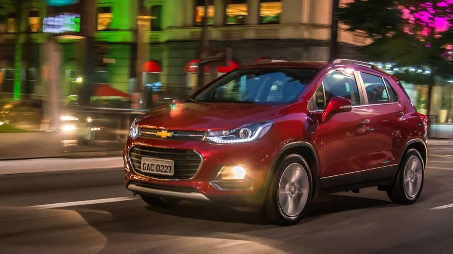 Chevrolet Tracker ganha versão para deficientes por R$ 72.346