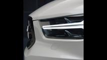 2018 Volvo XC40 teaser videosu ekran görüntüleri
