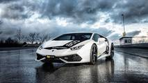 Lamborghini Huracan por O.CT Tuning