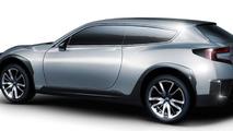 Subaru Cross Sport Design concept 20.11.2013