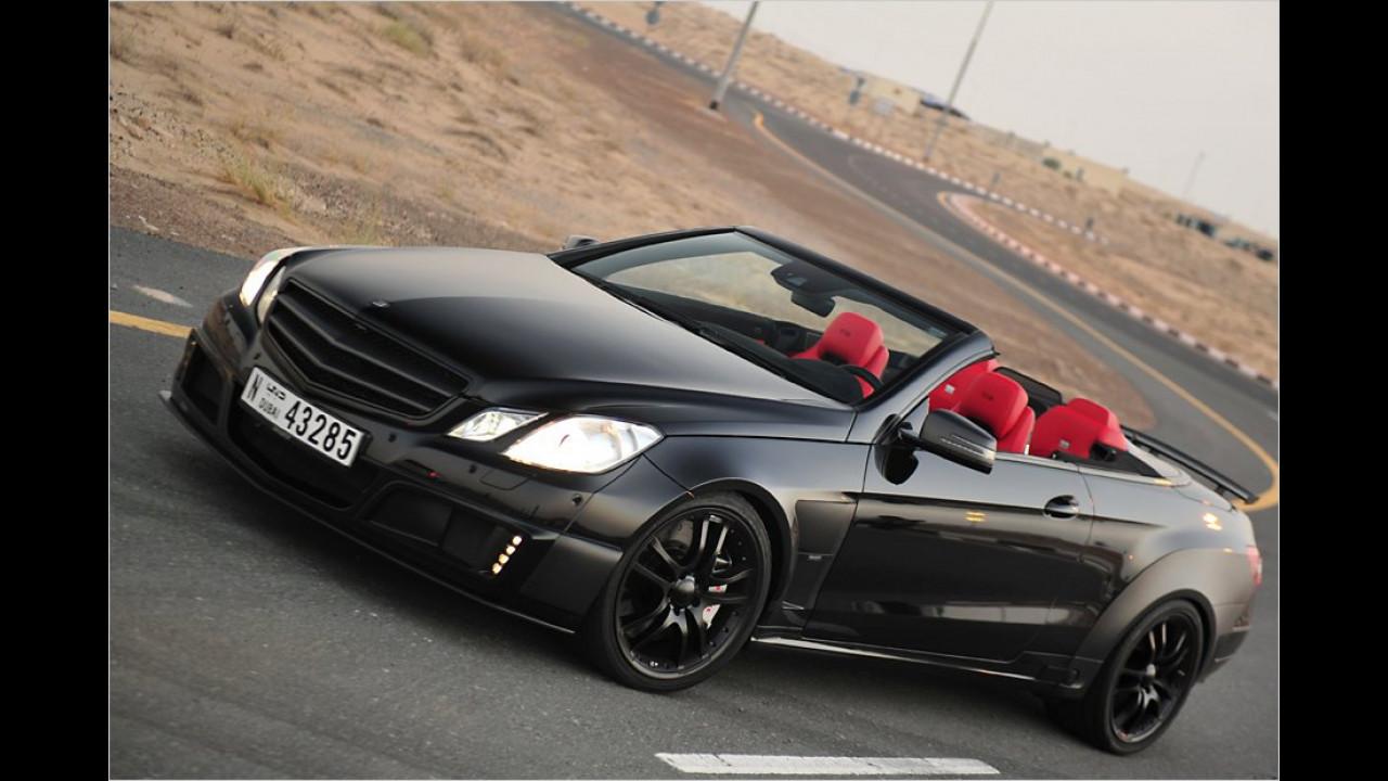 370 km/h: Brabus E V12 Cabrio