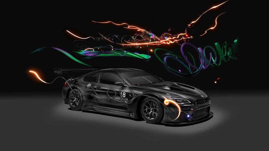 BMW'nin yeni Art Car'ı yalnızca arttırılmış gerçeklikle görülebiliyor