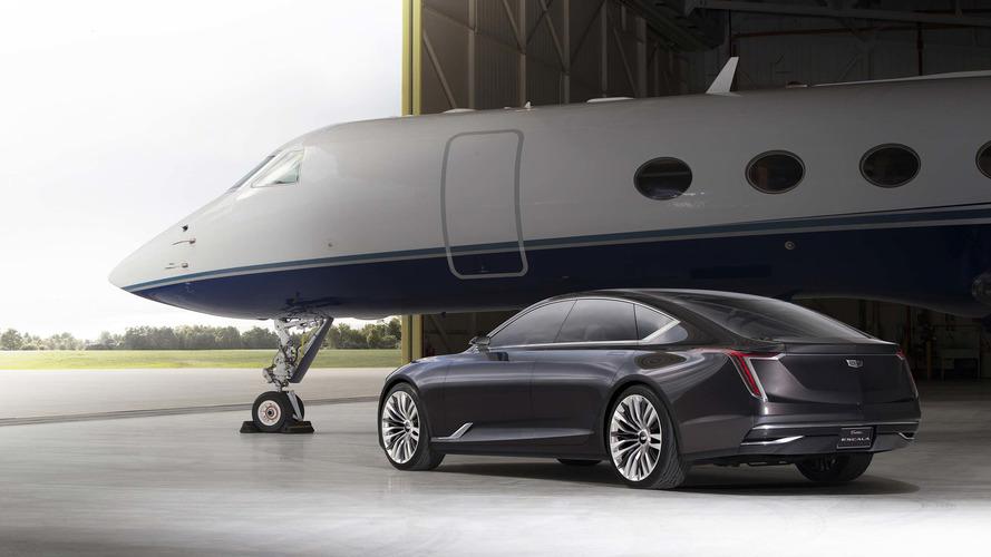Cadillac prévoit huit nouveaux modèles pour s'attaquer aux allemandes
