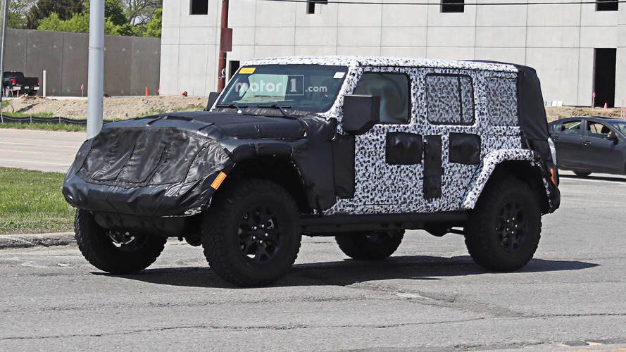 2018 Jeep Wrangler Extensive Details Emerge From Dealer Meeting