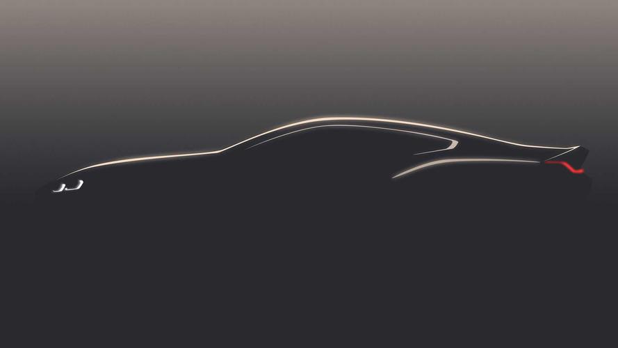 Teaser - BMW Série 8