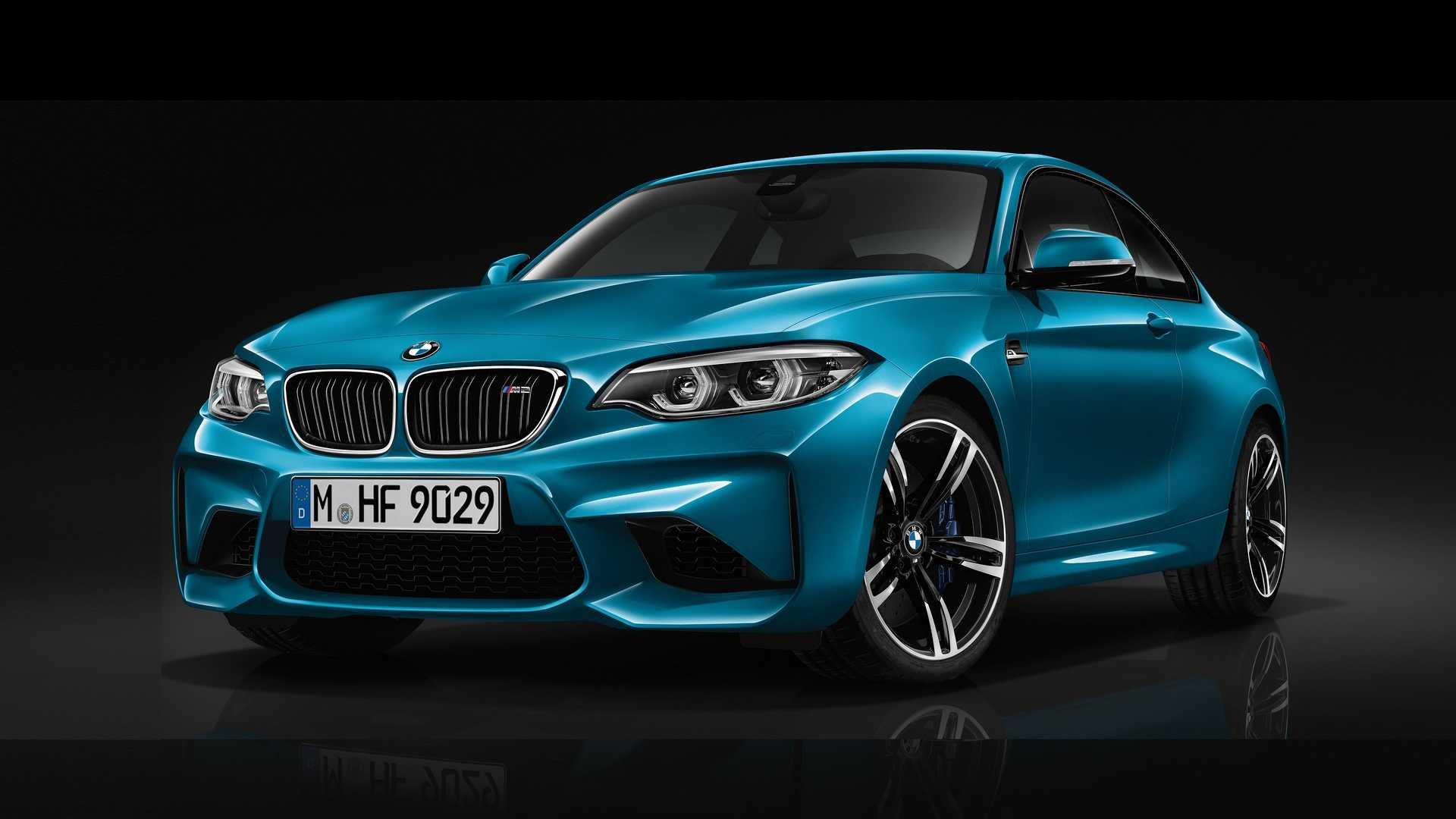 2018 bmw 2 series and m2 get new led headlights minor tweaks. Black Bedroom Furniture Sets. Home Design Ideas