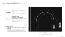 Apple Otonom araç dokümanları