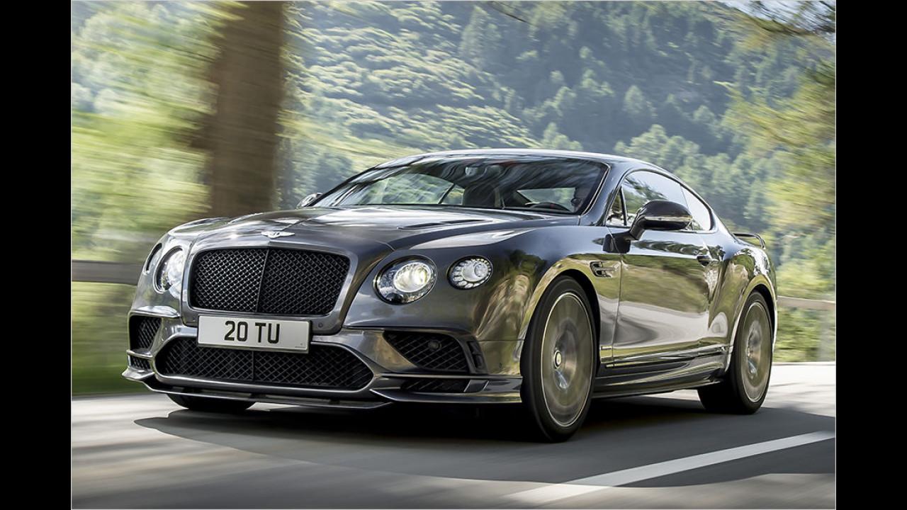 Der stärkste Bentley aller Zeiten