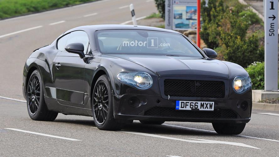 2018 Bentley Continental GT yakından görüntülendi