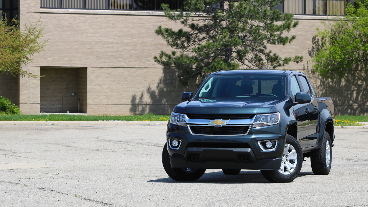 2017 chevy colorado review all you need from a truck scaled down. Black Bedroom Furniture Sets. Home Design Ideas