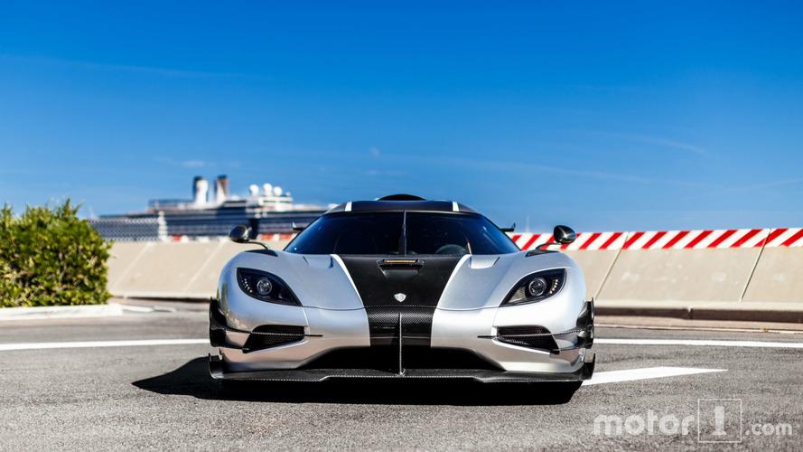 KVC - Koenigsegg One:1 Monaco