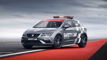 SEAT León CUPRA, Safety Car del Mundial de Superbikes
