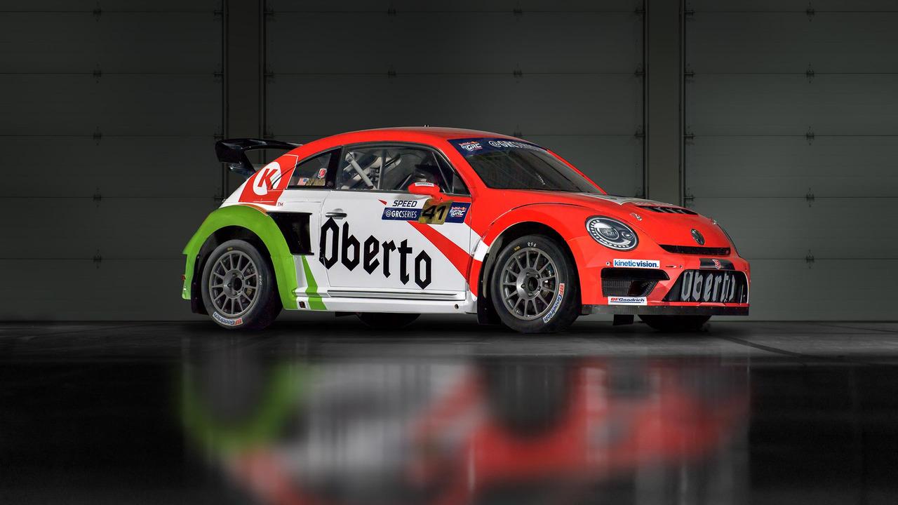 2017 VW Beetle GRC
