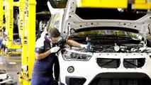 BMW X1 Araraquari fabrica