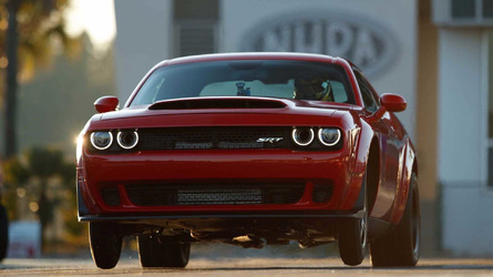 Dodge Challenger Demon Priced At $85k, Demon Crate Is $1 Option