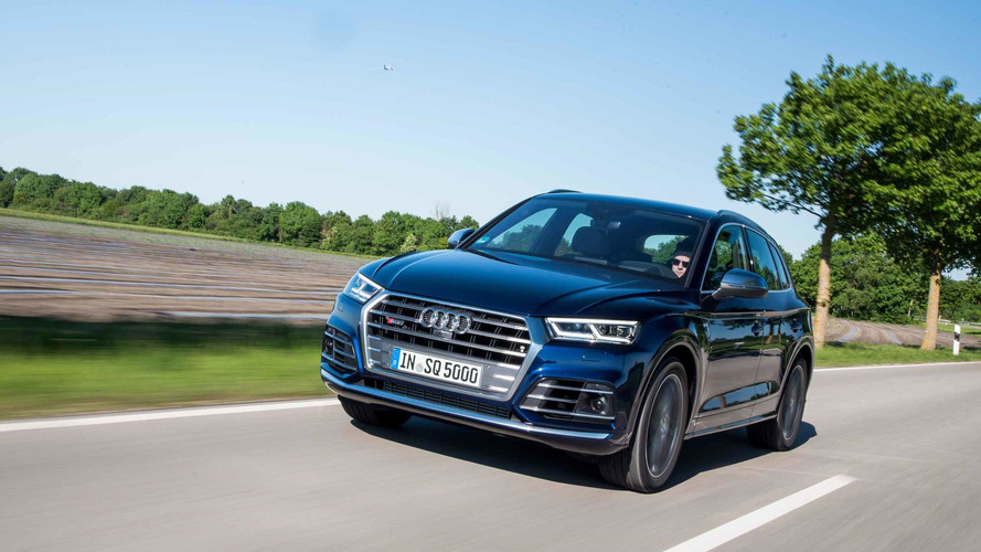 2017 audi sq5 tfsi first drive. Black Bedroom Furniture Sets. Home Design Ideas