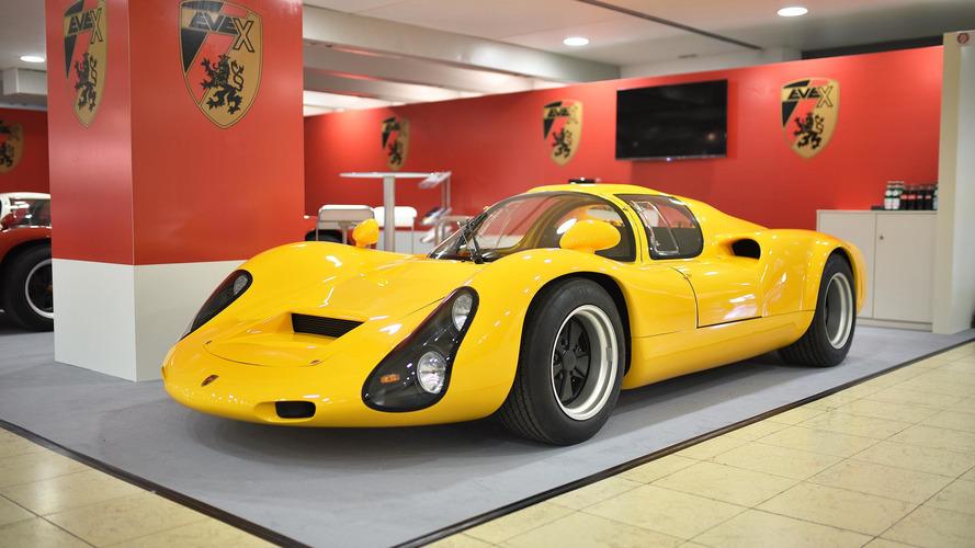 Porsche 910 Reborn As Modern EV Supercar, 0-100 KM/H In 2.5 Sec