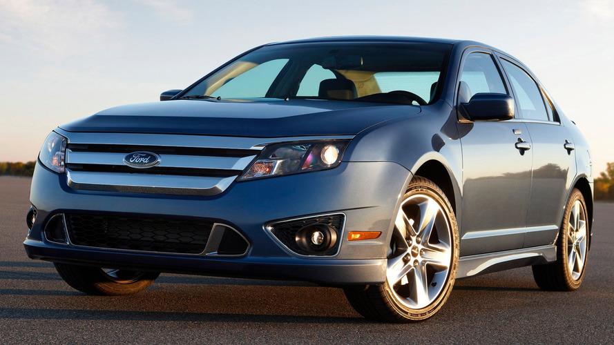Ford Fusion ve Mercury Milan fren problemi dolayısıyla inceleme altında